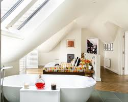 Schlafzimmer Design Ideen Deko Dachgeschoss Ruhbaz Com
