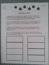 Seeking De Que Se Trata Juliette Low Elementary School Pbis Pawsitive Behavior