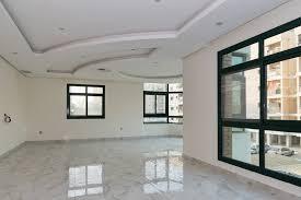Salmiya spacious unfurnished four bedroom apartments w pool