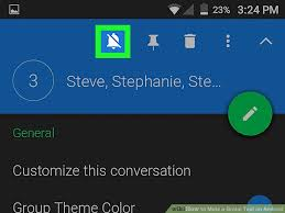 text android 3 ways to mute a text on android wikihow