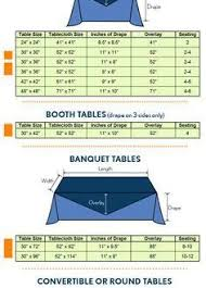 Table Linen Sizes - tablecloths elegant tablecloth size for 6 foot rectangular table
