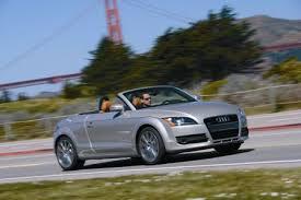 audi tt 08 2008 audi tt 2 0t convertible review