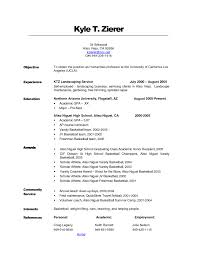 Resume Examples For Military Resume Achievements In Job Cover Letter Examples For