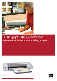 download free pdf for hp designjet 110plus nr printer manual