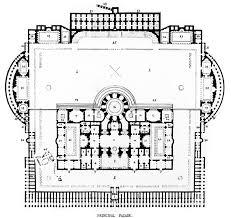 baths of caracalla floor plan bathing in rome baths of caracalla piranesi in rome
