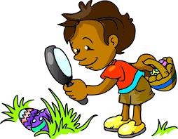easter egg hunt clipart clipartxtras