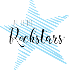 Personalized Name Personalized Name Banner All Little Rockstars