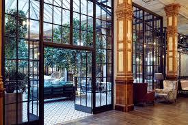 hotel winter garden glass times