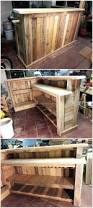 best 25 wood pallet bar ideas on pinterest bar outdoor pallet