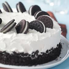 Easy Home Cake Decorating Ideas by Cookies And Cream Cake Recipe Taste Of Home
