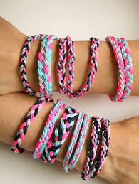 braided friendship bracelet images Diy easy braided friendship bracelet tutorials from the purl bee jpg
