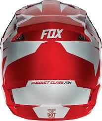 red motocross helmet 2016 fox racing v1 race helmet motocross dirtbike mx atv ece dot