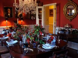 dining rooms wonderful festive room decorations for cournty