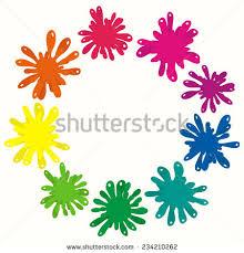 paint palette dots stock images royalty free images u0026 vectors