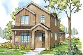 Townhome Plans Contemporary House Plans Rock Creek Ii 30 820 Associated Designs