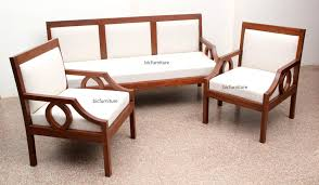 Wooden Sofa Set Pictures Wooden Sofa Set Designs In India Wooden Sofa Indian Style Modern