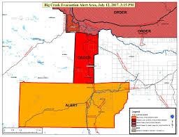 Wild Fires Near Merritt by B C Wildfires Map 2017 Current Location Of Wildfires Around The
