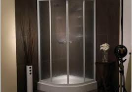 Shower Door Screen Acrylic Shower Doors Comfy Folding Bathtub Acrylic Tray Shower