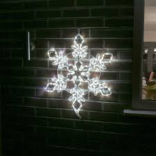 Christmas Rope Light Figures by Christmas Silhouette Lights Stunning Outdoor Lights Buy At