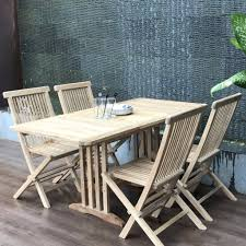 teak outdoor dining u2013 hemma online furniture store singapore