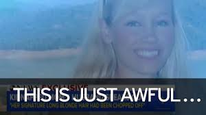 thanksgiving alien abduction video abducted california jogger sherri papini had message u0027branded onto