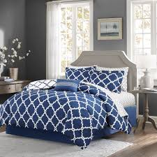 Joss And Main Bedding Madison Park Essentials Reversible Cole 9 Piece Comforter Set