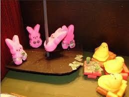 Cute Easter Meme - 13 hilarious peeps candy easter dioramas neatorama