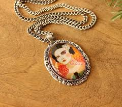 chain necklace woman images Modern woman pendant designer necklace at 1950 azilaa jpg