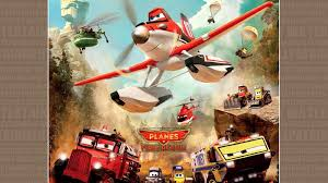 planes fire rescue poster wallpaper