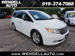 2011 honda odyssey for sale 2011 honda odyssey touring for sale in wendell