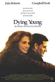 paintings in movies 1 dying young the muse and the kiss just