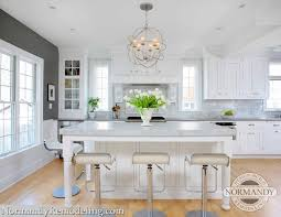 white kitchen cabinets contemporary kitchen benjamin moore
