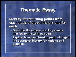 sample thematic essay on belief systems thematic essay geography thematic essay