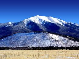 Flagstaff Zip Code Map by Humphreys Peak Wikipedia