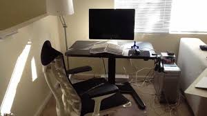 Ergonomic Workstation Setup Herman Miller Embody Mayline Desk