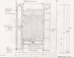 house plan dimensions decor impressive new standard closet dimensions house plan design