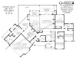 nunley cottage house plan covered porch plans