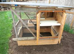 build raised garden beds for your chicken coop free plans