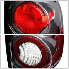 98 dakota tail lights 04 dodge dakota replace altezza tail lights black