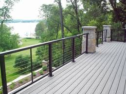pro deck supply railing