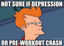 Pre Workout Meme - crashing effect of pre workout shopisupplements blog