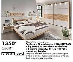 meubles lambermont chambre meubles lambermont promotion garde robe 2p coulissantes lit avec