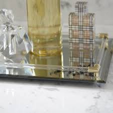 Mirror Dressers Styles Exciting Mirrored Vanity Tray For Inspiring Elegant Tray