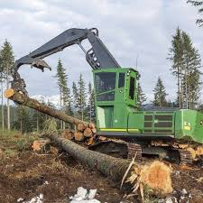 forestry equipment in home