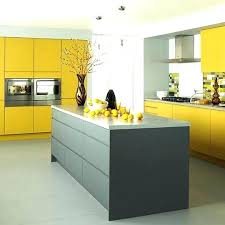 Gray And Yellow Kitchen Ideas Yellow And Gray Kitchen Decor Coffeeblend Club