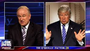 Where Does Donald Trump Live Alec Baldwin Does Double Duty As Both O U0027reilly And Trump For Snl