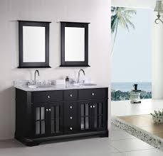 Bathroom Vanity With Top Combo by Modern Black Wooden Floating Bathroom Vanity With Single Sink And