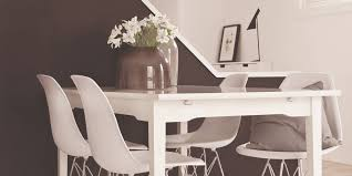 black and white dining room the one shade of black paint that always looks good video huffpost