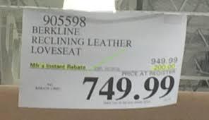 Berkline Reclining Loveseat Berkline Reclining Leather Loveseat U2013 Costcochaser