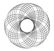 simple elegant spirograph art whole album at http imgur com